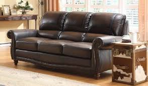 furniture tufted sofa with l shape has dark brown tone with