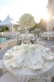 white and gold wedding theme wedding ideas