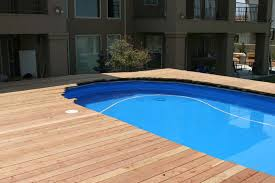 above ground pools decks idea above ground pools decks and