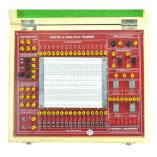 digital and analog ic trainer