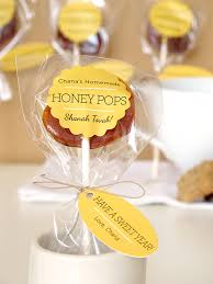 rosh hashanah gifts honey pop favors for rosh hashana gift favor ideas from evermine