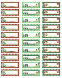 christmas return address labels template 2017 business template