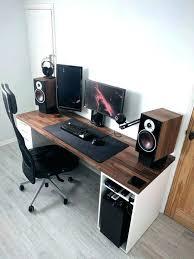 The Best Computer Desk Custom Built Computer Desk Computer Custom Computer Desk Built