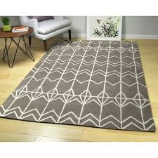 Zen Area Rugs Bombay Home Zen Grey Wool Tufted Area Rug 5 X 7 6 Free