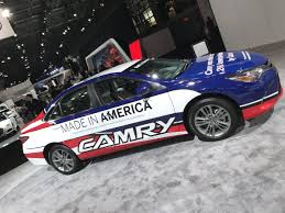toyota all cars ny auto show 2017 cool cars photos business insider