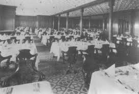 Titanic First Class Dining Room Page 7