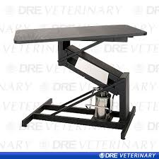 table top grooming table dre gvt 1350t masterlift hydraulic rotating top grooming table