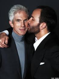 tom ford and richard buckley forever out magazine