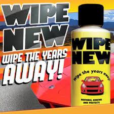 wipe new car cleaner car polish official asseenontv shop
