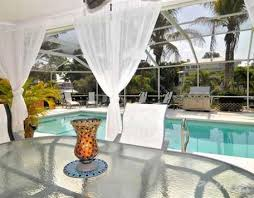 Lanai Patio Designs Decorating A Lanai In Florida Your Decorated Screened Porch