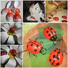 How To Find Ladybugs In Your Backyard Creative Ideas Diy Cute Golf Ball Ladybugs I Creative Ideas