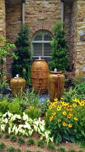Backyard Ponds And Fountains 83 Best Ponds U0026 Fountains Images On Pinterest Garden Fountains