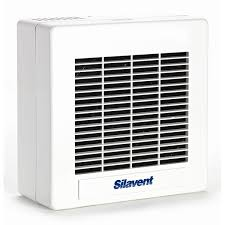 Selv Fan - silavent pvs100tbblv selv timer 100mm trade pvs bathroom