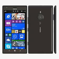 Nokia Maps Model Nokia Lumia 1520 Black