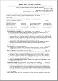 Summer Camp Counselor Resume Samples by Resume Objective Camp Counselor Contegri Com