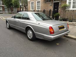 classic bentley continental 1993 bentley continental r coupé coys of kensington