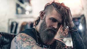 warrior haircuts 15 cool viking hairstyles for the rugged man the trend spotter