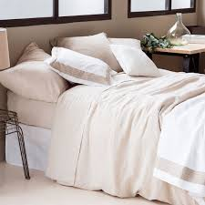10 great finds beautiful linen bedding apartment therapy