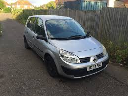 renault megane scenic 2005 1 4 family car excellent cond cheap
