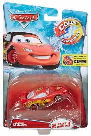 amazon com disney pixar cars color changers lightning mcqueen