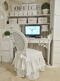 Shabby Chic Office Accessories by 57 Best My Shabby Chic Office Images On Pinterest Bedroom Ideas