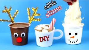 diy edible slime how to make chocolate slime u0026 more easy