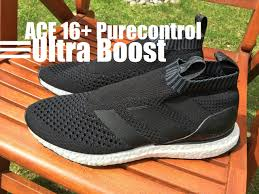 Jual Adidas Ultra Boost Black 2016 adidas ace 16 purecontrol ultra boost black unboxing