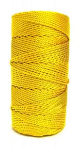 rosary twine goldfinch yellow 36 knotted rosary cord twine rosary cord