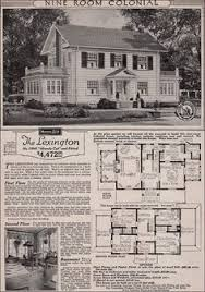 Antique House Plans Antique Home Style House Vintage House Plans And Architecture