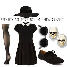 American Horror Story Halloween Costume Ideas American Horror Story Coven Inspired Shoes