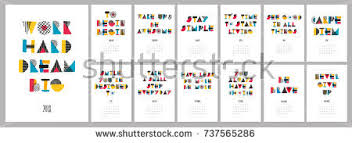 vector hand drawn sketch colorful text stock vector 733652677