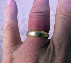 Wedding Ring Finger by How To Remove A Ring From A Swollen Finger