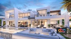 Modern Villas by Modern Villa For Sale In Urbanization Bel Air Estepona Abc