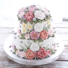 Wedding Cake Tangerang Incredible Buttercream Wedding Cakes By Ivenoven Mon Cheri Bridals