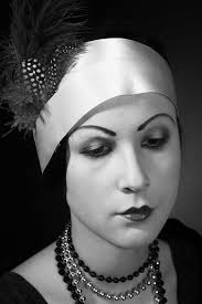 how to make a 1920s hairpiece 36 best 20 s images on pinterest roaring 20s fashion vintage