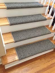 Modern Stair Tread Rugs Stair Treads Carpet Brilliant Best 25 Ideas On Pinterest