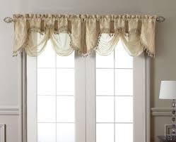 Sheer Swag Curtains Valances Interior Lavish Valance Patterns For Window Decorating Idea