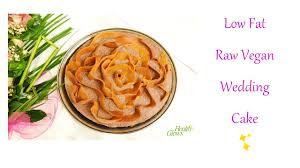 raw vegan peach cake youtube