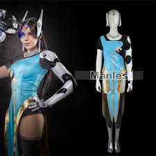 Quality Halloween Costume Clothing Information Ow Symmetra Cosplay Costume