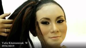 download tutorial rambut ke pesta pengantin bridal penataan rambut front 2 copy youtube