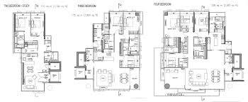 Singapore Floor Plan Gramercy Park 格美华庭 Singapore New Property Launch 6100 0601