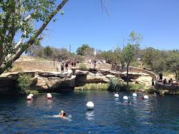 New Mexico wild swimming images Best 25 blue hole new mexico ideas blue hole santa jpg