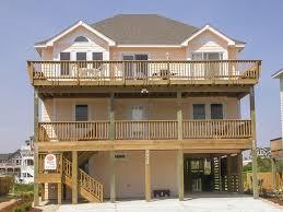 Nags Head Beach House Rental by 1102 Mangos Beach House Pool Tub Homeaway Nags Head