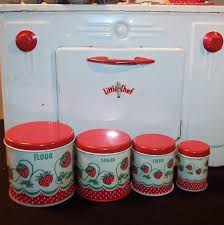 100 red kitchen canister sets 100 ceramic canisters for