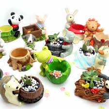 Animal Planter by Animal Flower Pots Sheilahight Decorations