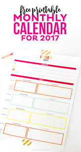 Goal Worksheets For Adults 2017 Printable Monthly Calendar And Goal Sheets Printable Crush
