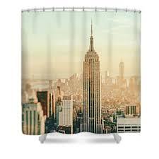 Skyline Shower Curtain New York City Skyline Shower Curtains Fine Art America