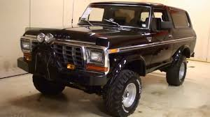 79 Ford F150 Truck Parts - 1979 ford bronco xlt 4x4 youtube