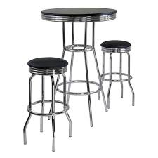 breakfast bar table set top 74 supreme bar stool table set dining breakfast and stools round