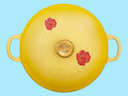 le creuset beauty and the beast le creuset is releasing more beauty and the beast cookware food